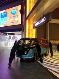 Hotel Car Exhibition