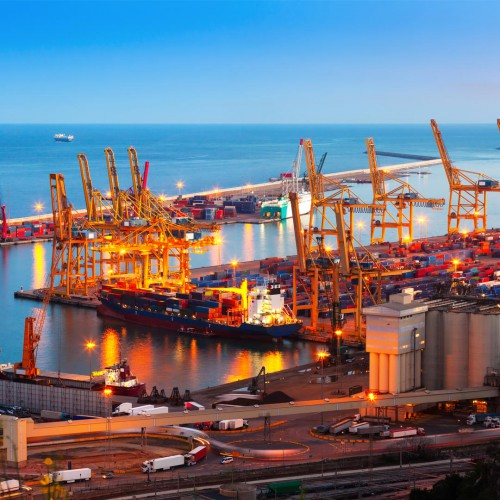 International Freight Shipping
