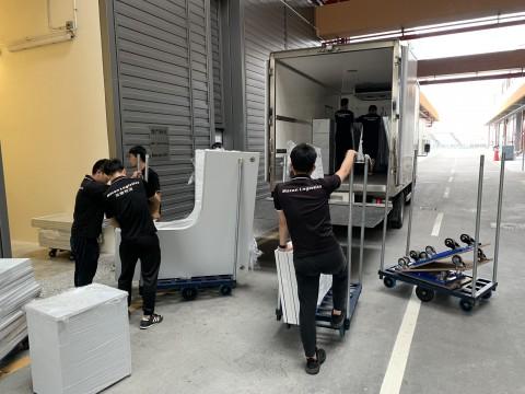 MTR 辦公室搬遷